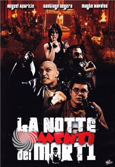 La notte dei morti dementi - DVD - thumb - MediaWorld.it