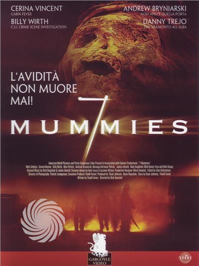 7 mummies - DVD - thumb - MediaWorld.it