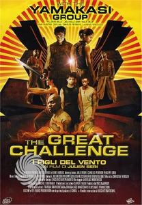 The Great Challenge - I figli del vento - DVD - thumb - MediaWorld.it