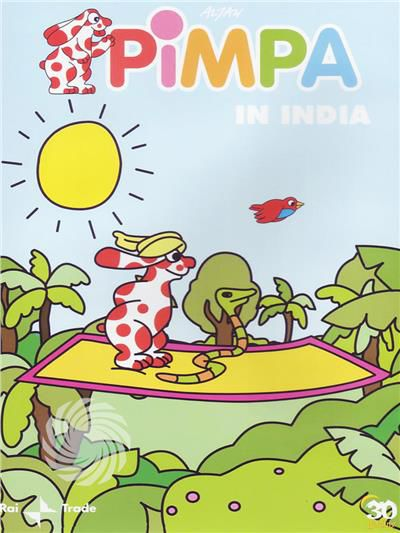 Pimpa in India - DVD - thumb - MediaWorld.it