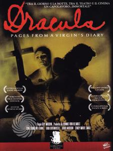 Dracula - Pages from a virgin diary - DVD - thumb - MediaWorld.it