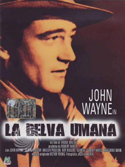 La belva umana - DVD - thumb - MediaWorld.it