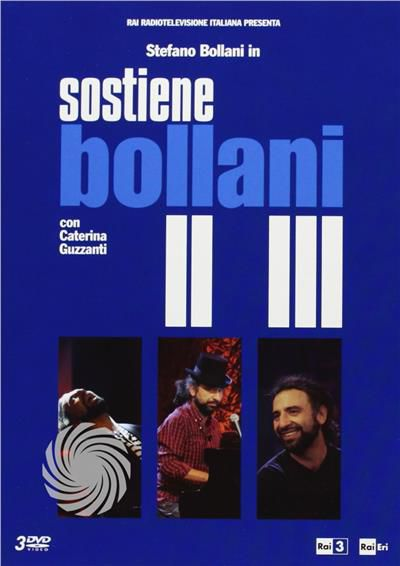 SOSTIENE BOLLANI - DVD - thumb - MediaWorld.it