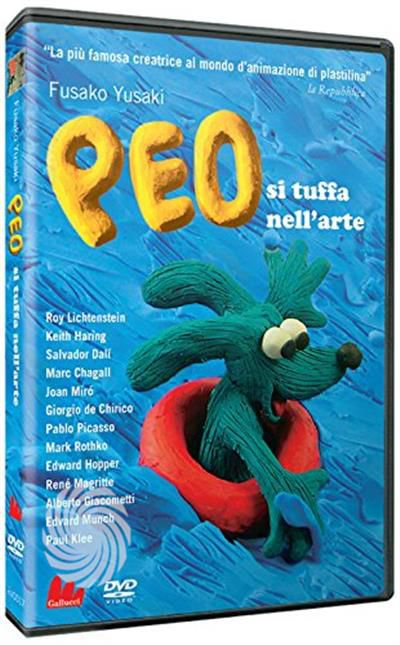 PEO SI TUFFA NELL'ARTE - DVD - thumb - MediaWorld.it