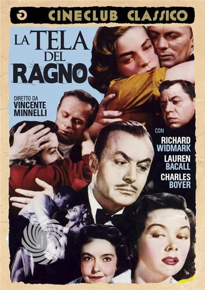 LA TELA DEL RAGNO - DVD - thumb - MediaWorld.it