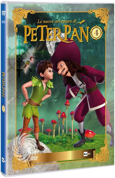 LE NUOVE AVVENTURE DI PETER PAN - STAGIONE 01 #04 - DVD - thumb - MediaWorld.it