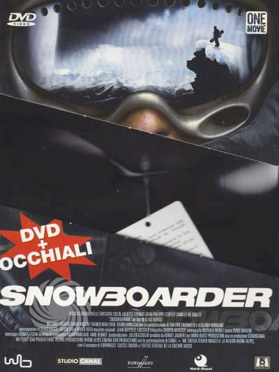 Snowboarder - DVD - thumb - MediaWorld.it