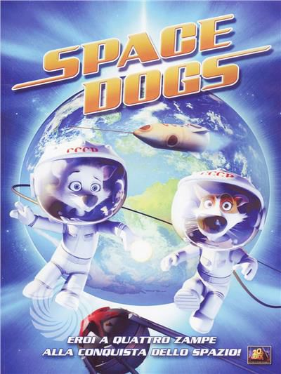 Space dogs - DVD - thumb - MediaWorld.it