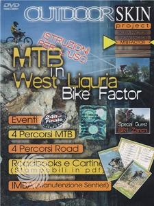 Outdoor skin - MTB in west Liguria - DVD - thumb - MediaWorld.it