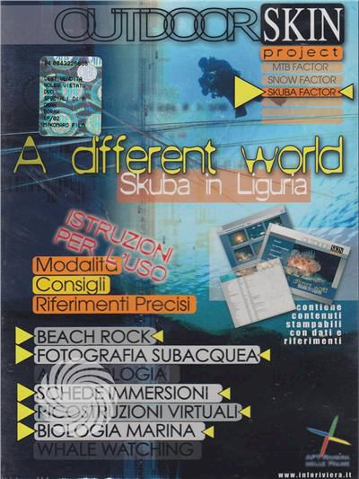Outdoor skin - A different world... - Skuba in Liguria - DVD - thumb - MediaWorld.it