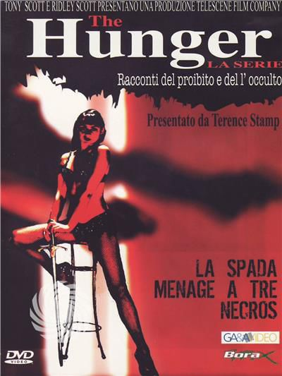 The hunger - La spada + Menage a tre + Necros - DVD - thumb - MediaWorld.it
