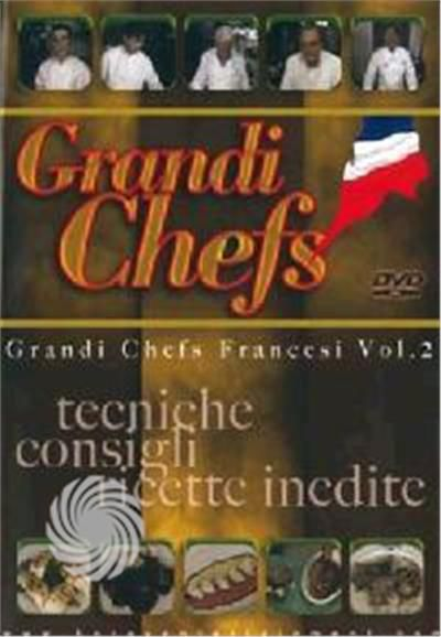 Grandi chefs francesi - DVD - thumb - MediaWorld.it