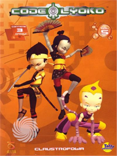 Code Lyoko - DVD - thumb - MediaWorld.it