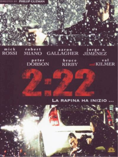 2:22 - La rapina ha inizio - DVD - thumb - MediaWorld.it