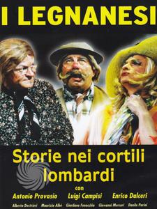 I Legnanesi - Storie nei cortili lombardi - DVD - thumb - MediaWorld.it