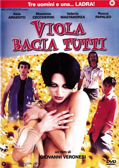 VIOLA BACIA TUTTI - DVD - thumb - MediaWorld.it
