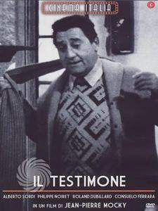 Il testimone - DVD - thumb - MediaWorld.it