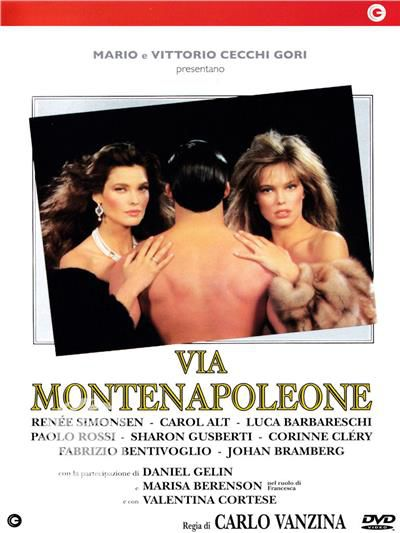 VIA MONTENAPOLEONE - DVD - thumb - MediaWorld.it