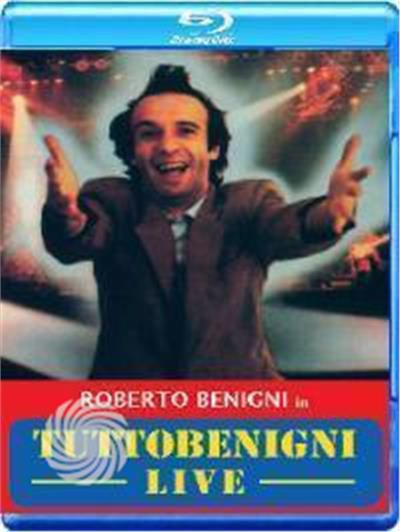 Tuttobenigni - Dal vivo - Blu-Ray - thumb - MediaWorld.it
