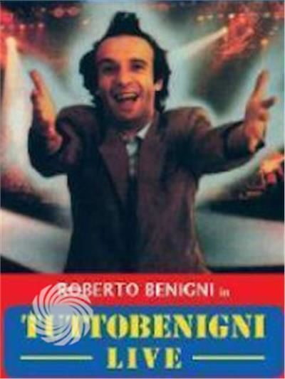 Tuttobenigni - Dal vivo - DVD - thumb - MediaWorld.it