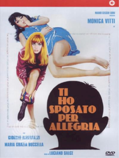 Ti ho sposato per allegria - DVD - thumb - MediaWorld.it