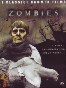 The plague of the zombies - La lunga notte dell'orrore - DVD - thumb - MediaWorld.it