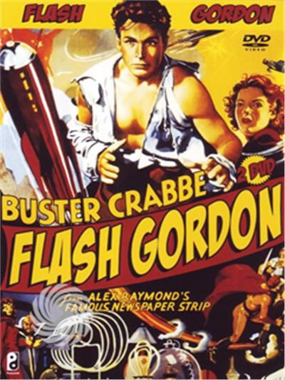 Flash Gordon - DVD - thumb - MediaWorld.it