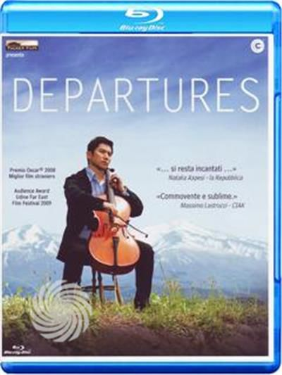 Departures - Blu-Ray - thumb - MediaWorld.it