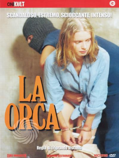 La orca - DVD - thumb - MediaWorld.it
