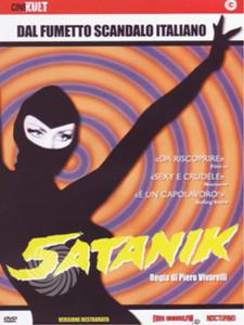 Satanik - DVD - thumb - MediaWorld.it