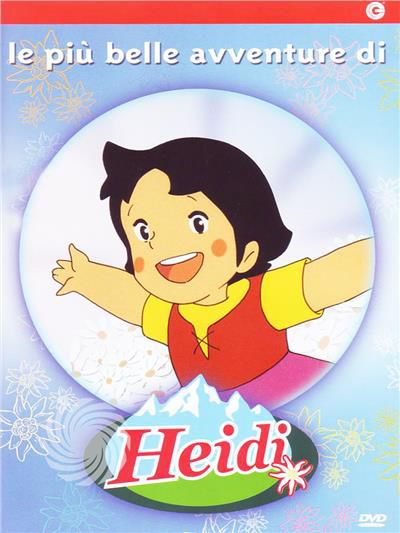 Le piu' belle avventure di Heidi - DVD - thumb - MediaWorld.it
