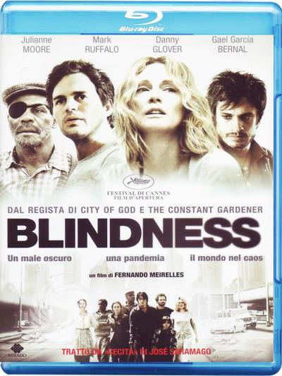 Blindness - Blu-Ray - thumb - MediaWorld.it