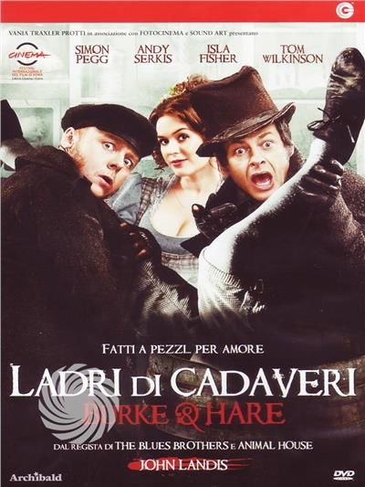 Burke & Hare - Ladri di cadaveri - DVD - thumb - MediaWorld.it