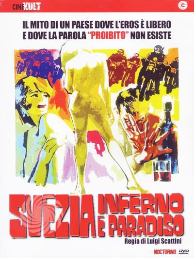 Svezia Inferno e Paradiso - DVD - thumb - MediaWorld.it