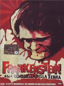 Frankenstein alla conquista della Terra - DVD - thumb - MediaWorld.it