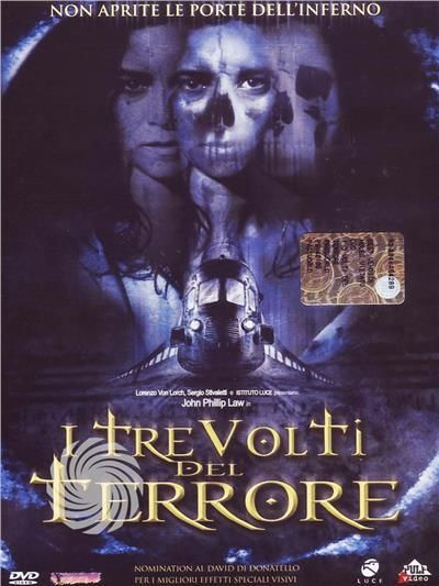 I tre volti del terrore - DVD - thumb - MediaWorld.it