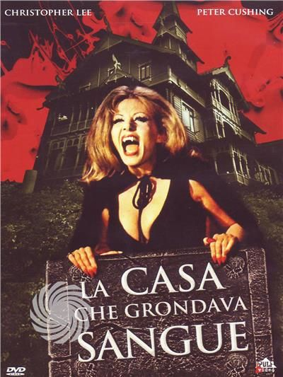 La casa che grondava sangue - DVD - thumb - MediaWorld.it