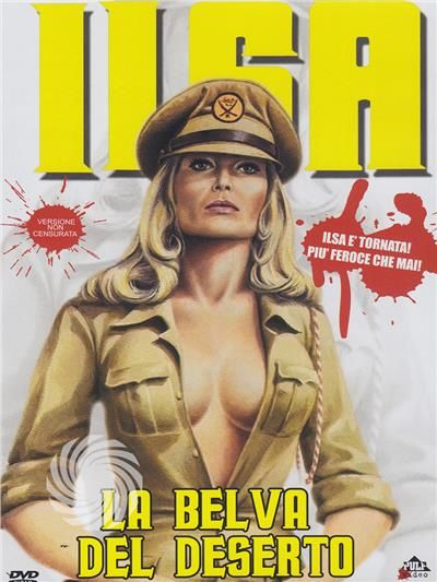 Ilsa - La belva del deserto - DVD - thumb - MediaWorld.it
