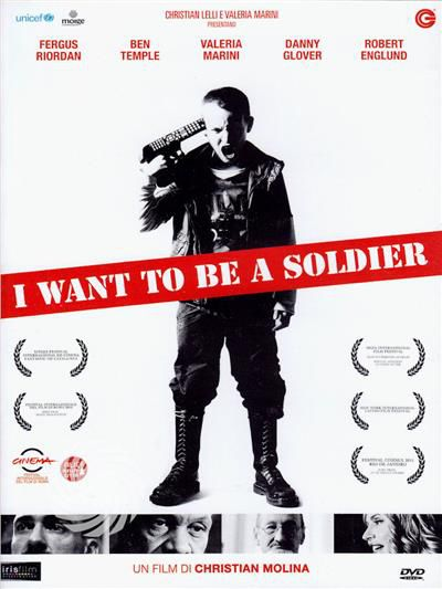 I want to be a soldier - DVD - thumb - MediaWorld.it