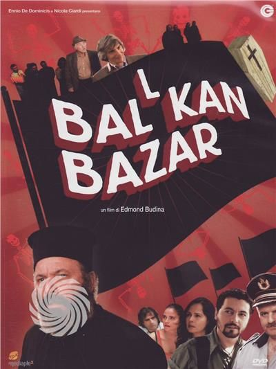 Ballkan bazar - DVD - thumb - MediaWorld.it