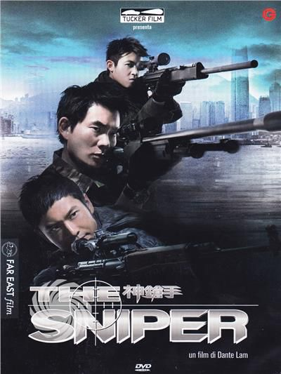 The sniper - DVD - thumb - MediaWorld.it