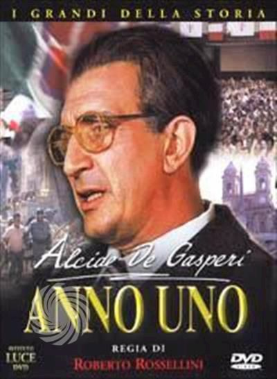 Anno uno - Alcide de Gasperi - DVD - thumb - MediaWorld.it