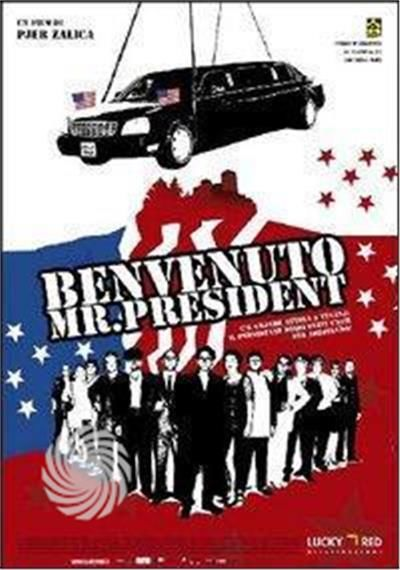 Benvenuto Mr. President - DVD - thumb - MediaWorld.it