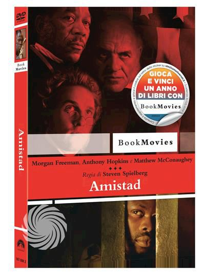 Amistad - DVD - thumb - MediaWorld.it