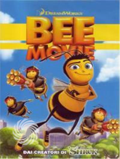 Bee movie - DVD - thumb - MediaWorld.it