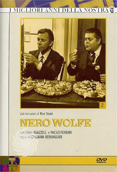Nero Wolfe - DVD - thumb - MediaWorld.it