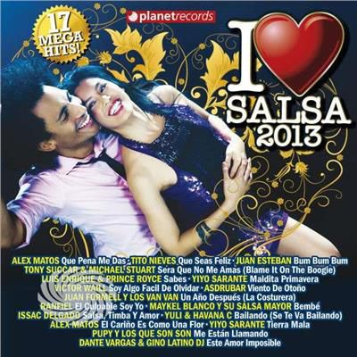 V/A - I LOVE SALSA 2013 - CD - thumb - MediaWorld.it