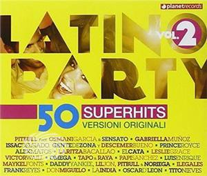 V/A - Latino Party Vol.2 - CD - MediaWorld.it