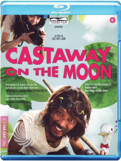 Castaway on the moon - Blu-Ray - thumb - MediaWorld.it