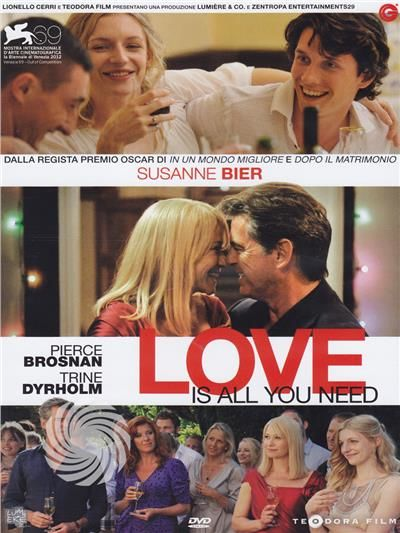 Love is all you need - DVD - thumb - MediaWorld.it